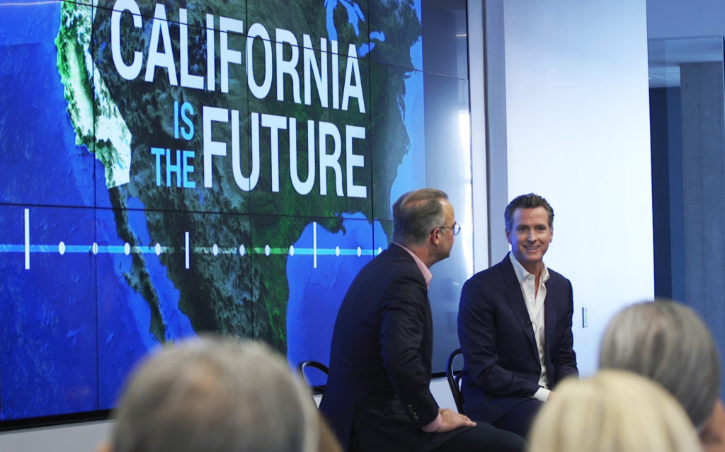 Treaty of San Francisco (3/4): Gavin Newsom on California's Potential to Model the Future of Work